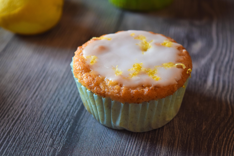 Saftige Zitronenmuffins Vegan Flavors